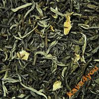 Зелений чай Рецепт мао з жасмином 100 грам!, фото 1