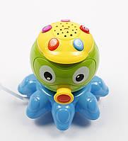 Игрушка для детей музыкальная Lindo A 651 Осьминог