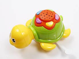 Игрушка для детей музыкальная Lindo A 652 Черепаха