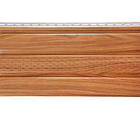 Панель ASKO c перфорацией 1,07 м.кв. светлая сосна, фото 1