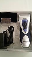Электробритва  Adler AD 2905 аккумуляторная  с триммером.