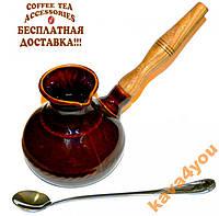 Подарочный набор №2 турка + ложка!!!