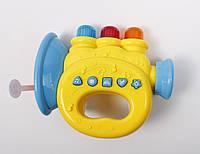 Игрушка для детей музыкальная Lindo A 654 Труба