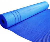 Сетка Budowa фасадная 145 г/м2 5х5 мм 1х50 м синяя (70232002)
