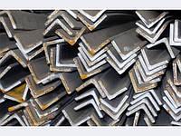 Уголок металлический горячекатаный 50 х 50