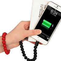 Стильный браслет зарядка USB для iPhone
