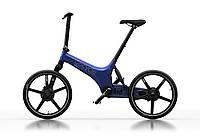 Электровелосипед GoCycle G3 (синий)