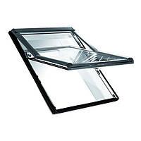 Мансардное окно ROTO R75 K 7x11 ПВХ
