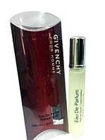 Мужской мини парфюм Givenchy pour homme 20 ml