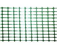 Сетка TENAX 'Хобби 30' (фасованная) для ограждения клумб, балконов и защиты от кротов 1х5 зеленая