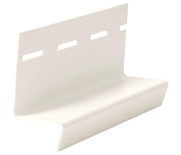 Навесная планка VOX Max 3 3,81 м.п., белый