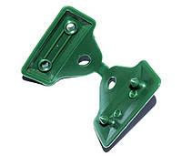 Клипса полимерная Clips Rete 50 зеленая (500 шт./уп.)
