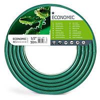 Садовый  шланг для полива Economic 1/2'50м. (10-003)