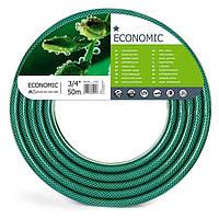 Садовый  шланг для полива Economic 3/4'50м. (10-022)