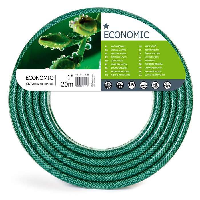 Садовый  шланг для полива Economic 1'20м. (10-030)