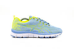 "Кроссовки Asics Gel-Quick 33 ""Blue/Lime"""