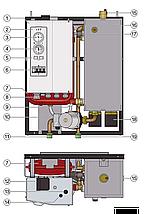 Электрический котел BOSCH Tronic (Бош Троник) 5000 , фото 3