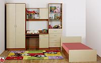 Детская мебель Веселка с кроватью Веселка