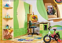 Детская мебель Эколь лак