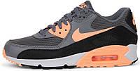 Мужские кроссовки Nike Air Max 90 Essential (найк аир макс) серые