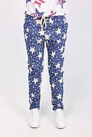 Стильные штаны в звезды