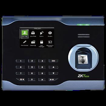 Терминал учета рабочего времени по отпечаткам ZKTeco SilkFP101TA/ID