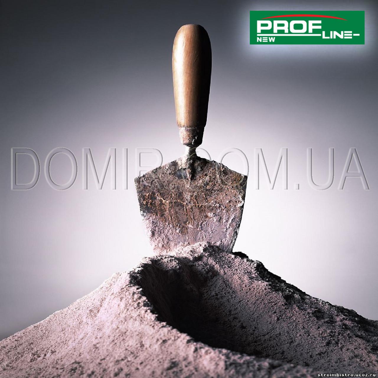 Сухие строительные смеси PROFLine