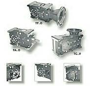 Коническо-цилиндрические мотор - редукторы  TA..BO - 56, TA..BO - 63, TA..BO - 71, TA, BO - 180