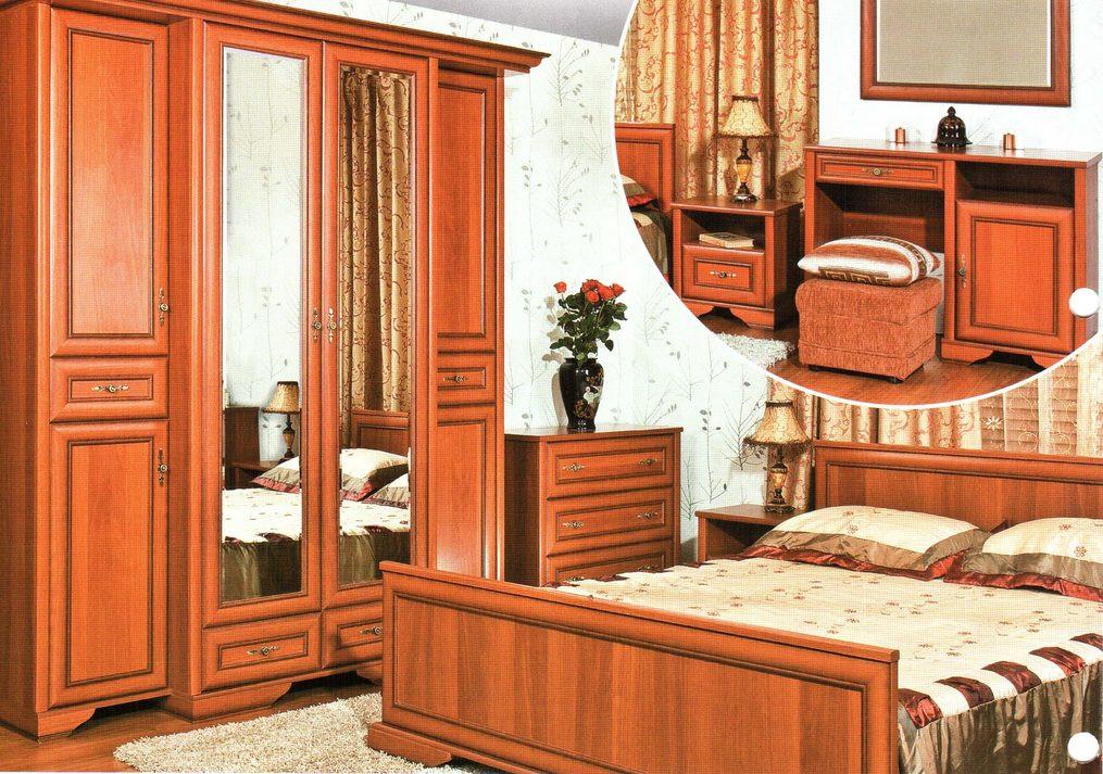 спальня олеся мебель для спальни цена 12 710 грн купить в белой