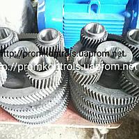 Шестерни на мотор-редуктор МЦ2С 100