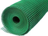 Сетка КТ фасадная 125 г/м2 5х5 мм 1х50 м зеленая (70187003)