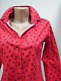 Рубашка катон женская, фото 2