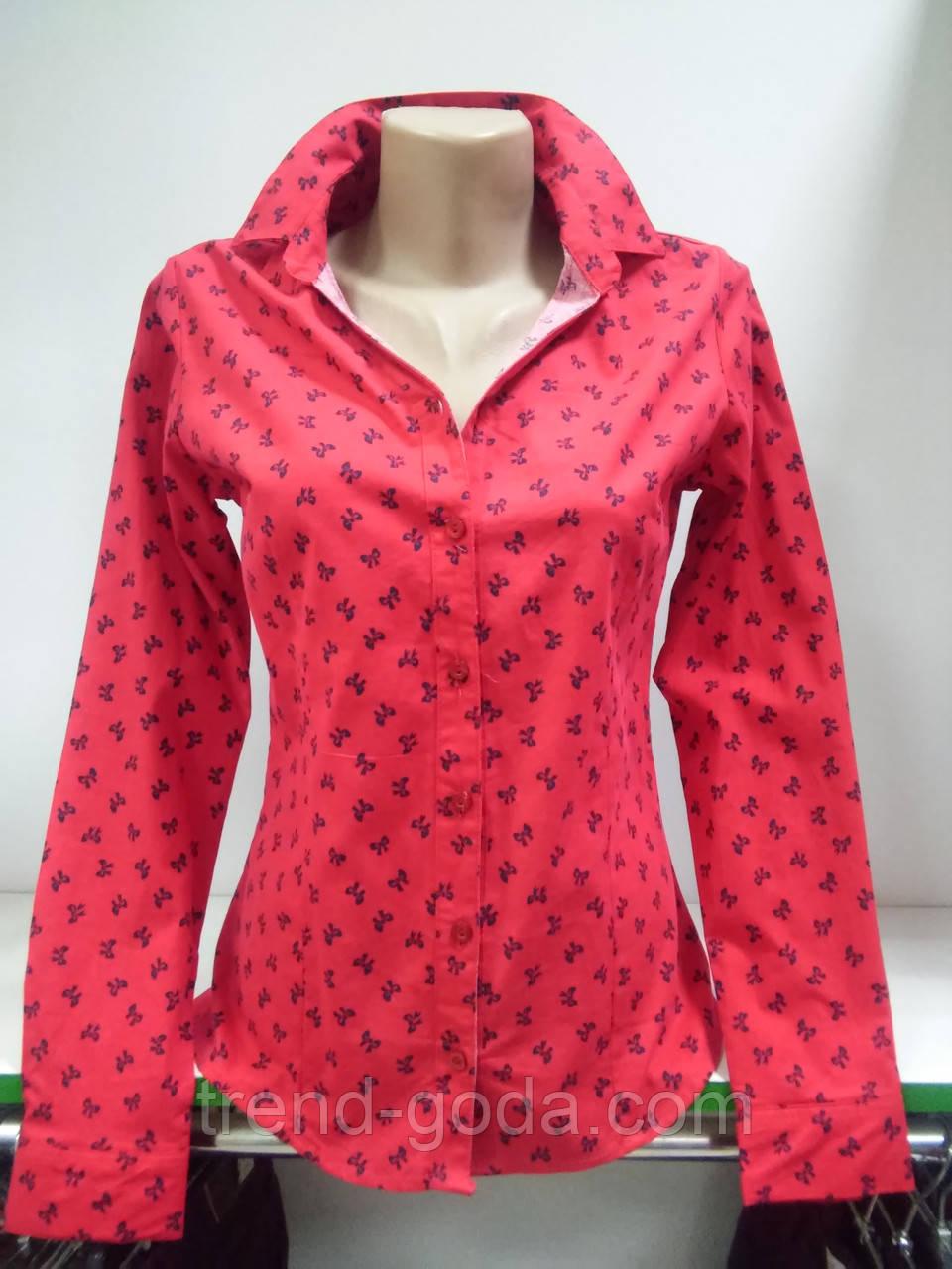 Рубашка катон женская