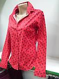 Рубашка катон женская, фото 3