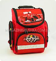 Рюкзак школьный каркасный Zibi «Формула 1» ZB13.0106FR