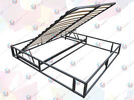 Каркас кровати с подъемным механизмом(с фиксатором) и основанием 1900х1400 мм