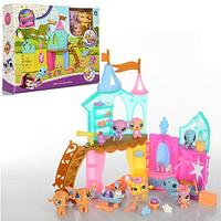 Игрушечный домик для кукол 1005 PS HN