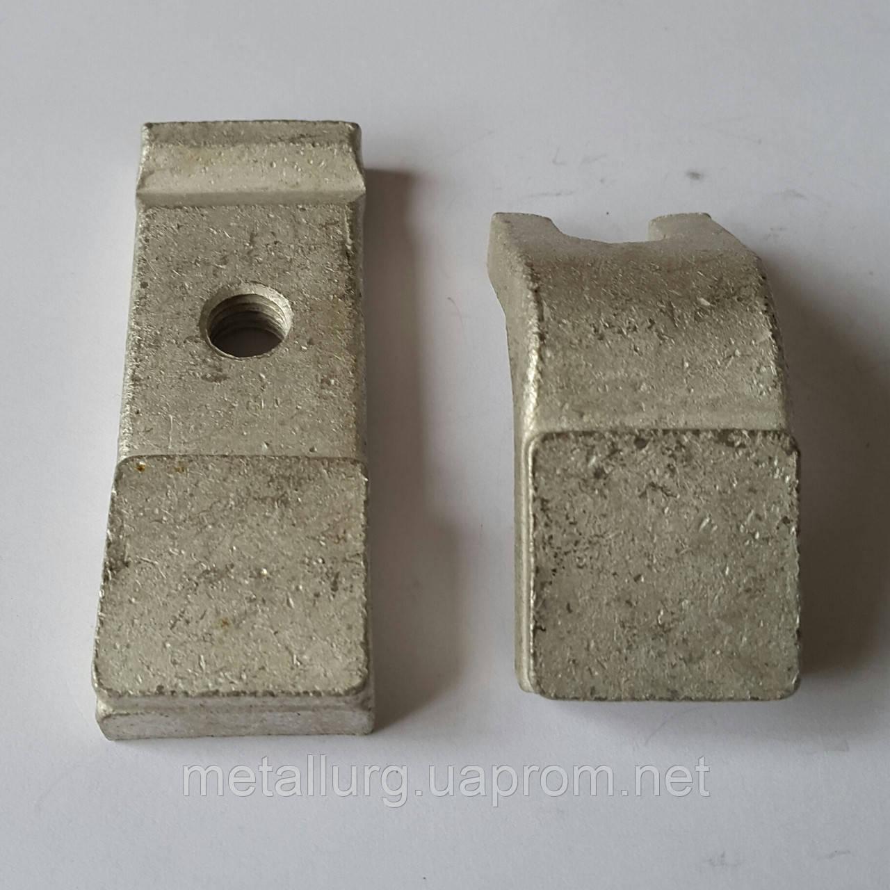 Контакты контактора КПД-113 (КПП-113, ТКПД-113) подвижный - неподвижный