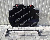 Защита двигателя Ауди А3 8Р (стальная защита поддона мотора Audi A3 8P)