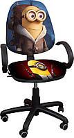 """Детское компьютерное кресло Поло """"Миньоны-3"""""""