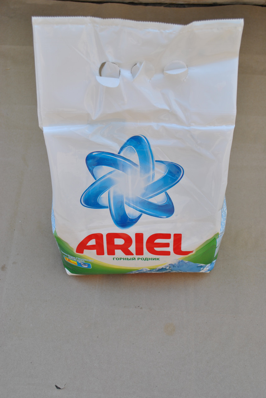 Стиральный порошок ручная стирка Ariel 1800 грамм