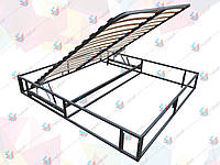 Каркас кровати 2000х1400 мм с подъемным механизмом(с фиксатором) и основанием