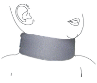 Шейный бандаж детский  (ШИНА ШАНЦА) (2355)
