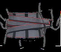 Корсет поддерживающий с дополнительной фиксацией  (со сменными ребрами жесткости)  (2279)