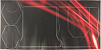 Наклейка на корпус Wismec Reuleaux RX200S (в ассортименте)