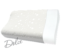 Ортопедическая подушка с эффектом памяти  (форма волны) Dolce  (2211)