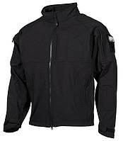 "Куртка Soft Shell ""Liberty"" (Black) MAX FUCHS"