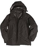 Куртка тактическая Softshell PCU (Black) Sturm Mil-Tec