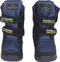 Детские зимние сапоги ALASKA , фото 1