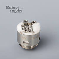 RBA-база для GeekVape Eagle HBC-S01 Staple Staggered Fused Clapton